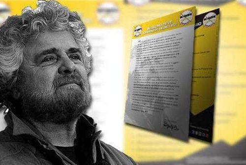 Critica dei 20 punti per uscire dal buio indicati da Beppe Grillo