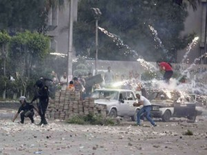 scontri-Egitto